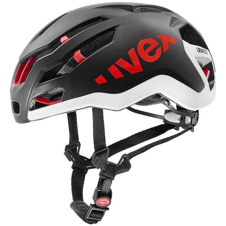 UVEX RaceRace 9 2020 fietshelm, Unisex (dames / heren), Maat M, Fietshelm, Fiets