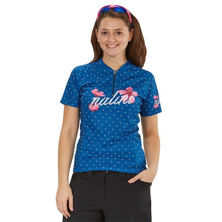 NALINI DamesRocky bikeshirt, Maat L, Fietsshirt,