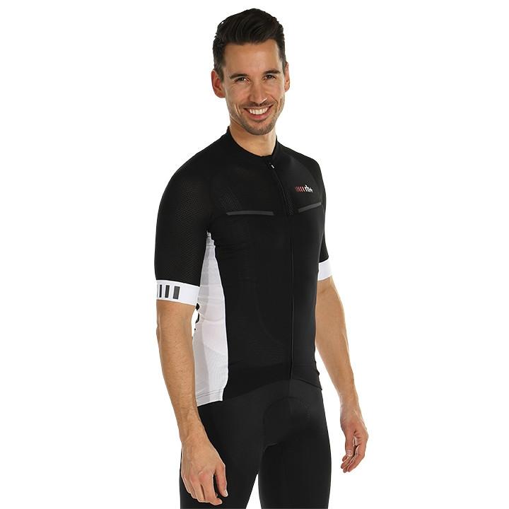 RH+ Shirt met korte mouwen Watt fietsshirt met korte mouwen, voor heren, Maat S,
