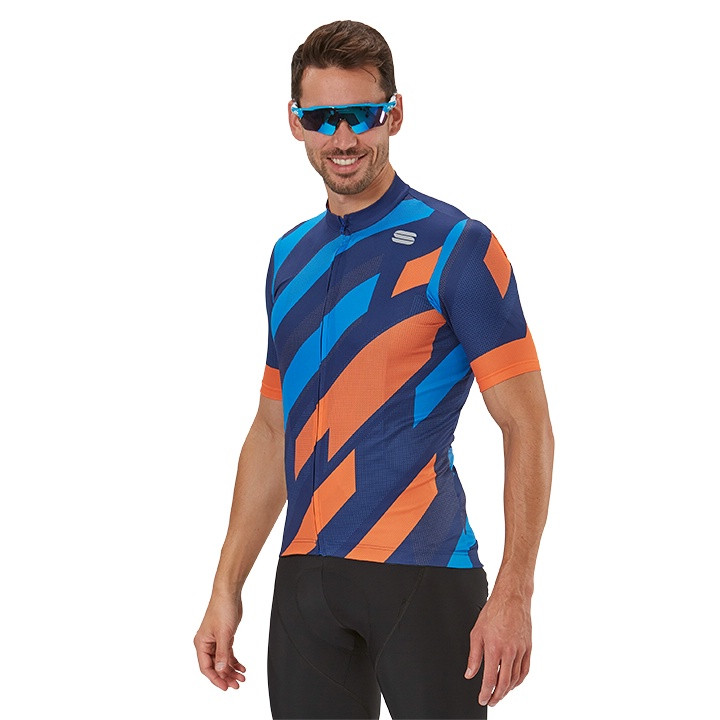 SPORTFUL Shirt met korte mouwen Volt fietsshirt met korte mouwen, voor heren, Ma