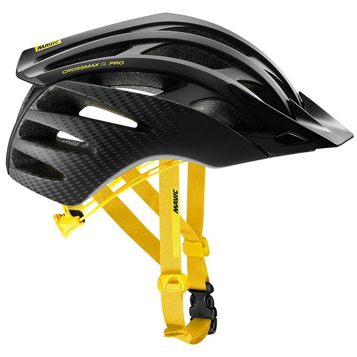 MAVIC MTB-helm Crossmax 2017 geel-zwart MTB-Helm, Unisex (dames / heren), Maat