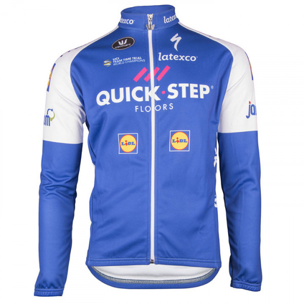QUICK - STEP FLOORS Langarmtrikot 2017