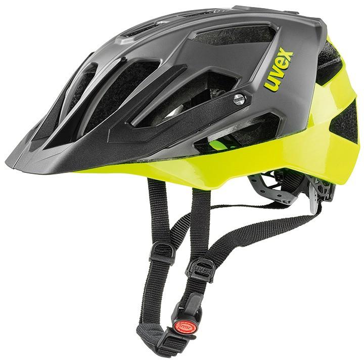 UVEX MTB-helm Quatro 2018 MTB-Helm, Unisex (dames / heren), Maat M, Fietshelm,