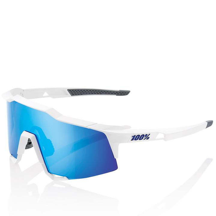 100% Brillenset Speedcraft mat bril, Unisex (dames / heren), Sportbril, Fietsacc