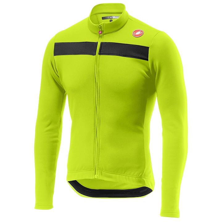 CASTELLI Shirt met lange mouwen Puro 3 fietsshirt met lange mouwen, voor heren,