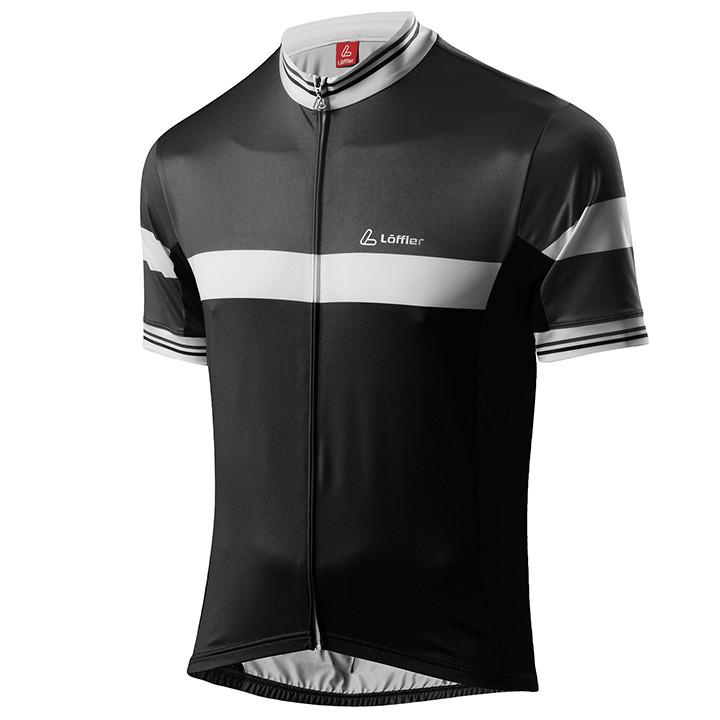 LÖFFLER shirt met korte mouwen Classico fietsshirt met korte mouwen, voor heren,