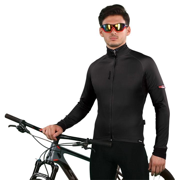 SANTINI Beta Light Jacket, voor heren, Maat XL, Wielerjack, Wielerkleding