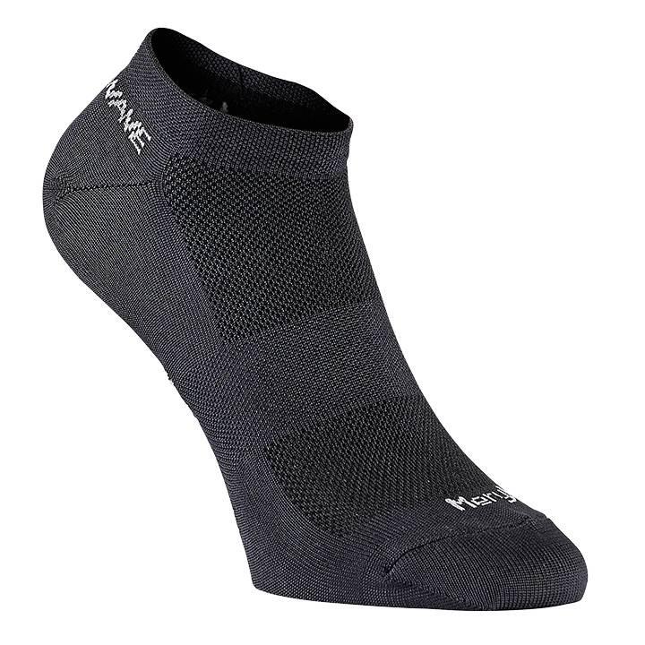 NORTHWAVE Sokken Ghost 2 enkelsokken, voor heren, Maat M, Wielerkleding