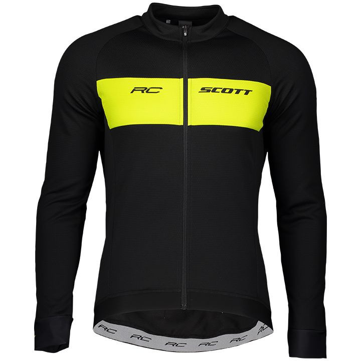 SCOTT Shirt met lange mouwen RC Warm fietsshirt met lange mouwen, voor heren, Ma