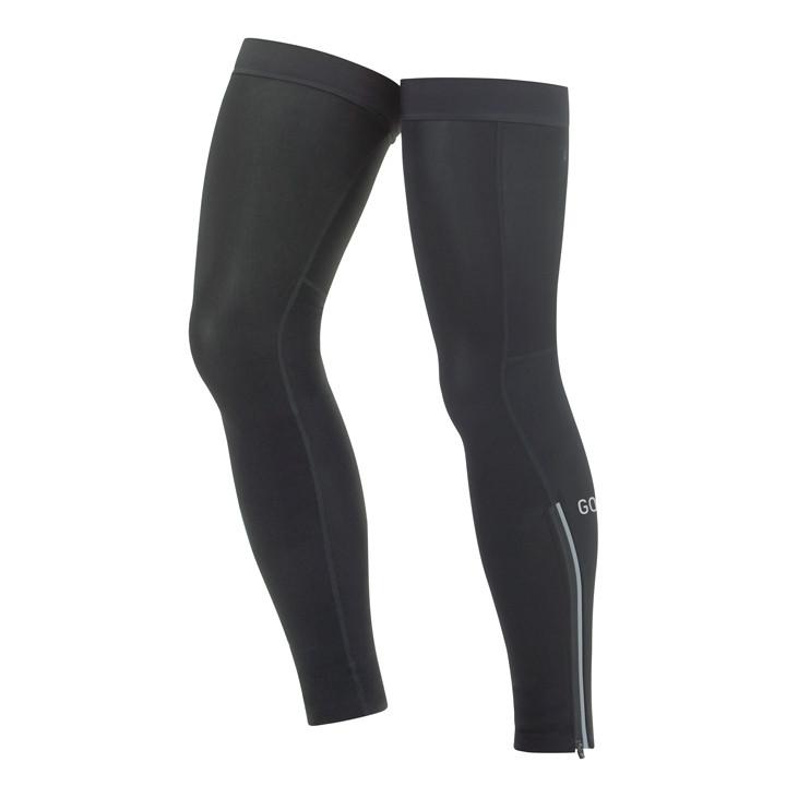 GORE Beenstukken C3 beenstukken, voor heren, Maat M-L, Beenwarmer, Fietskleding