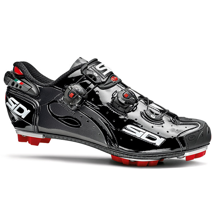 SIDI Drako Carbon SRS 2017 MTB-schoenen, voor heren, Maat 41, Mountainbike