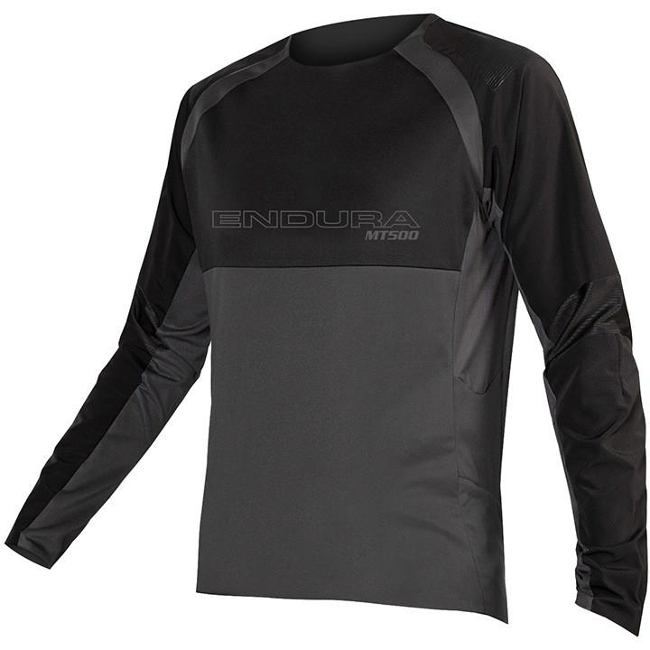 ENDURA Fietsshirt met lange mouwen MT500 Burner II bikeshirt, voor heren, Maat X