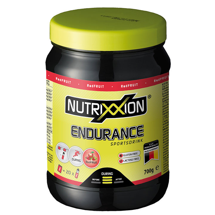 NUTRIXXION Endurance Red Fruit 700gDose Drink, ...