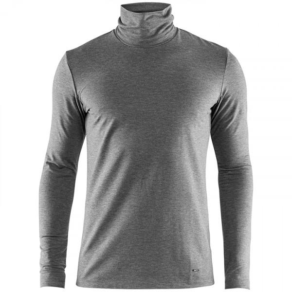 Langarm-Radunterhemd Warm Essential Turtleneck