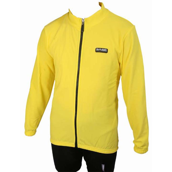 Nalini Basic kinderfietsbroek fietsshirt met lange mouwen, Maat L, Kinder wieler