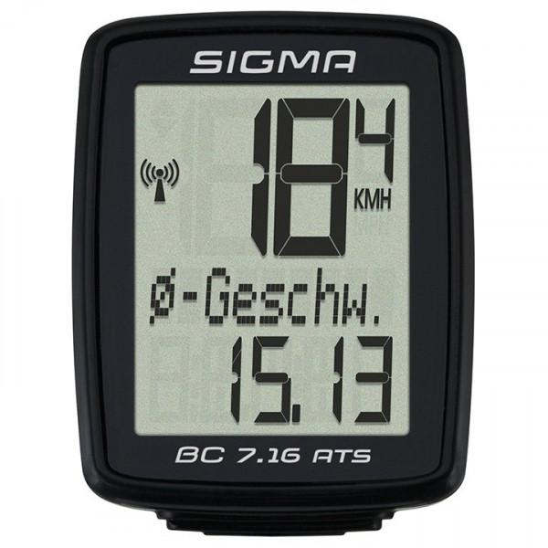 SIGMA Radcomputer BC 7.16 ATS