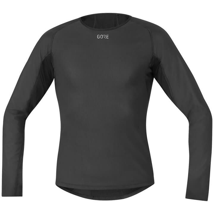 GORE met lange mouwen M Gore Windstopper thermo onderhemd, voor heren, Maat XL,