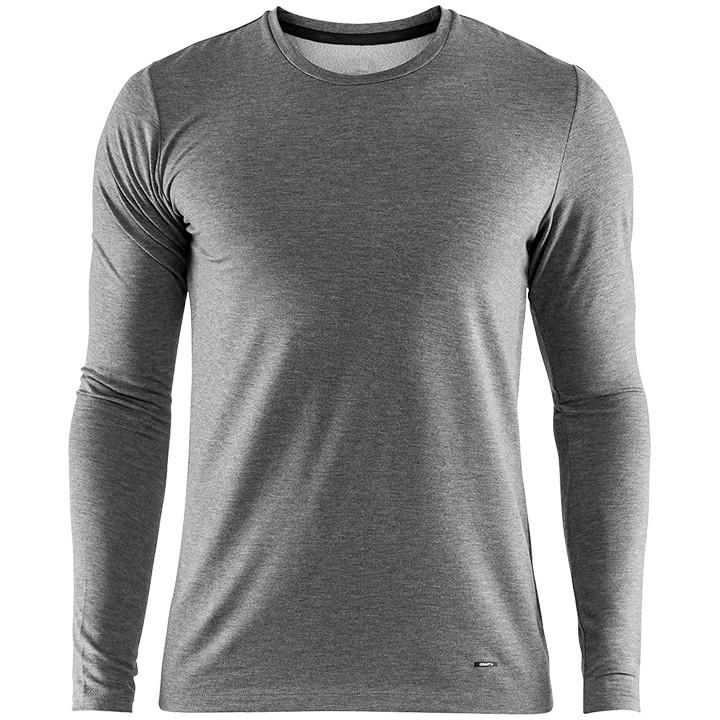 CRAFT fietsmet lange mouwen Essential Warm onderhemd, voor heren, Maat XL, Onder