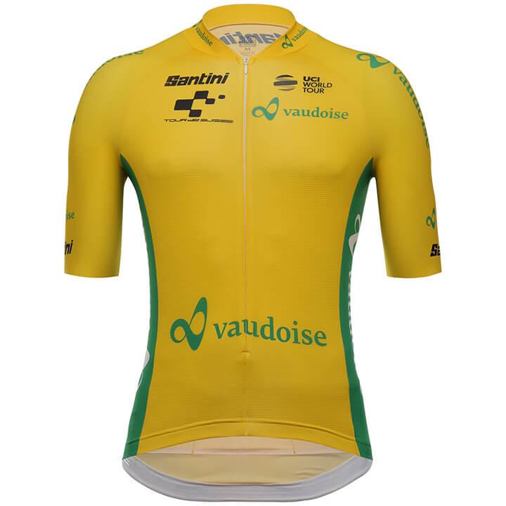 Tour de Suisse 2018 fietsshirt met korte mouwen fietsshirt met korte mouwen, voo