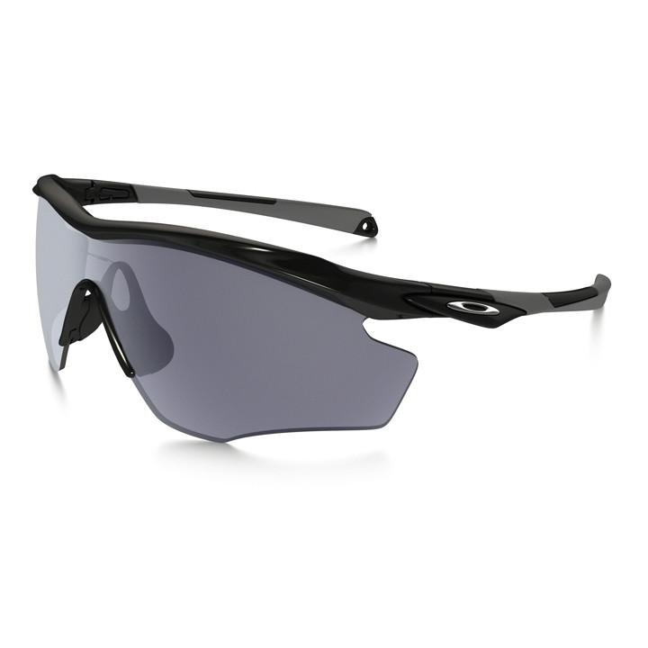 OAKLEY fietsbril M2 Frame XL 2020 polished black sportbril, Unisex (dames / here