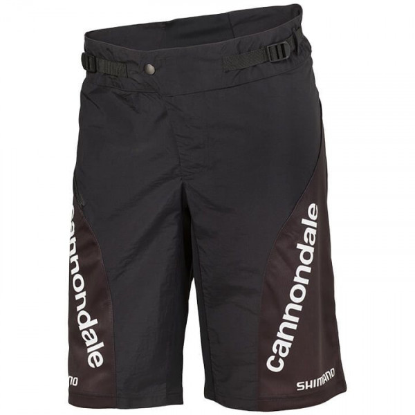 CANNONDALE FACTORY RACING Bikeshorts o.Polster 2019