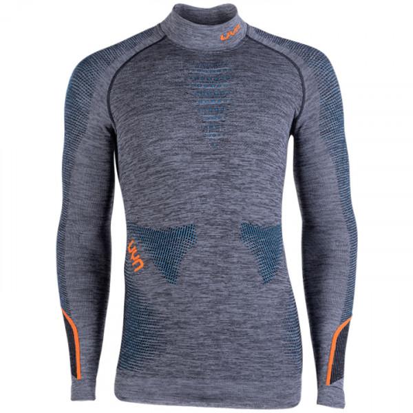 Langarm-Radunterhemd Ambityon Turtleneck