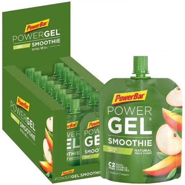 Powergel Smoothie Mango Apple 16 Stck./Karton