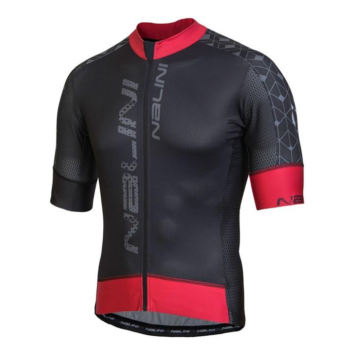 NALINI Shirt met korte mouwen Velocità fietsshirt met korte mouwen, voor heren,
