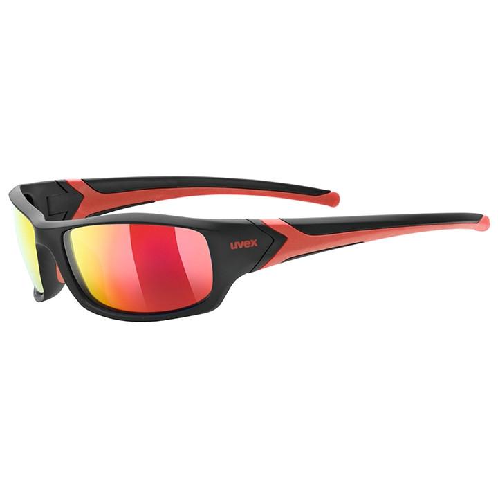 UVEX FietsSportstyle 221 Pola 2019 sportbril, Unisex (dames / heren), Sportbril,