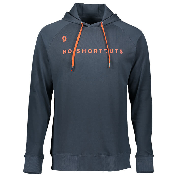 SCOTT Hoody 50 No Shortcuts hoody, voor heren, Maat XL, MTB shirt, MTB