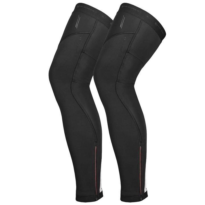 ENDURA armstukken Windchill II zwart beenstukken, voor heren, Maat S-M, Beenwarm