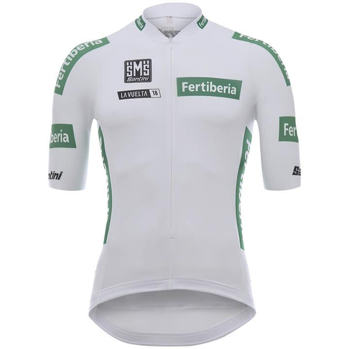 La Vuelta 2018 fietsshirt met korte mouwen fietsshirt met korte mouwen, voor her