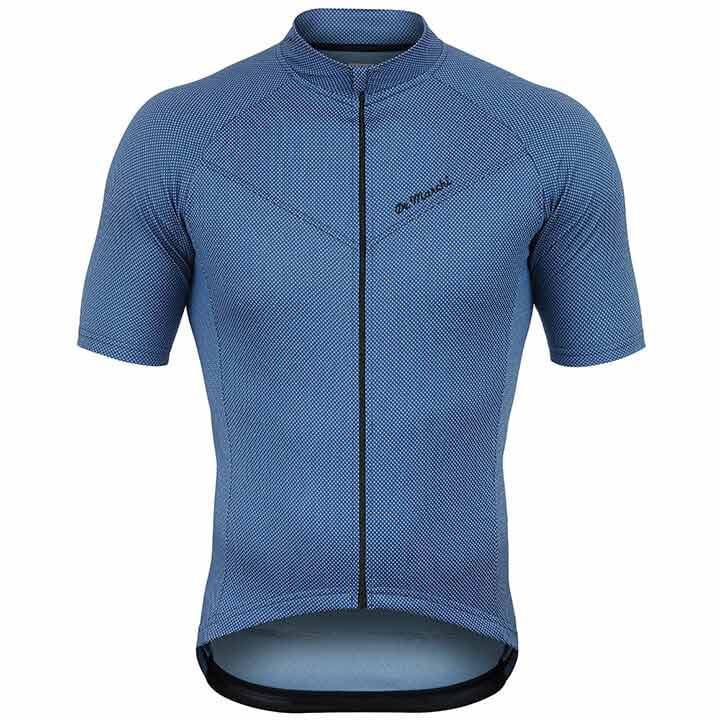 DE MARCHI Shirt met korte mouwen Corsa fietsshirt met korte mouwen, voor heren,
