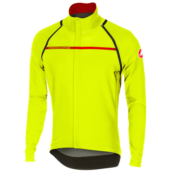 CASTELLI Light Jacket/shirt met korte mouwen Perfetto Convertibile Light Jacket,