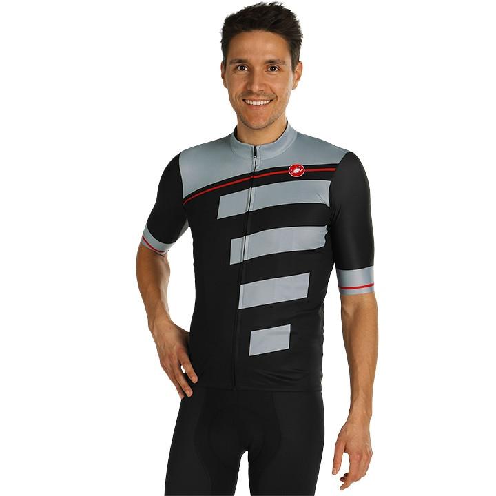 CASTELLI Shirt met korte mouwen Trofeo fietsshirt met korte mouwen, voor heren,