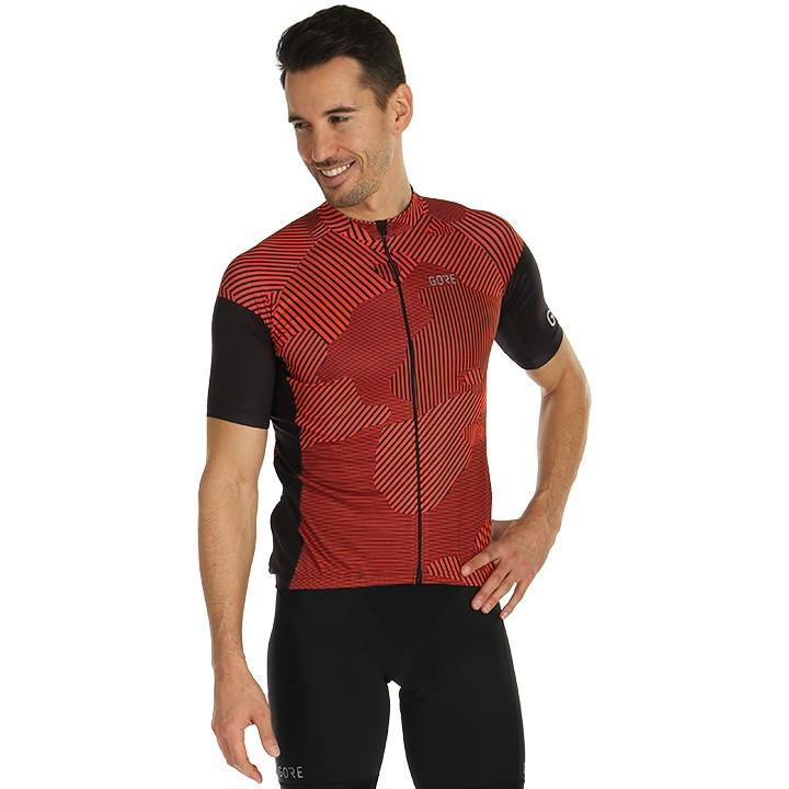 GORE Shirt met korte mouwen C3 Combat fietsshirt met korte mouwen, voor heren, M