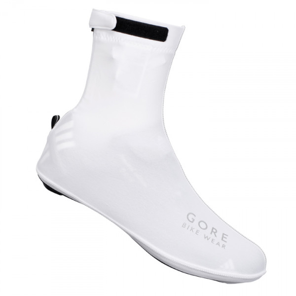 Couvre-chaussures route blanc