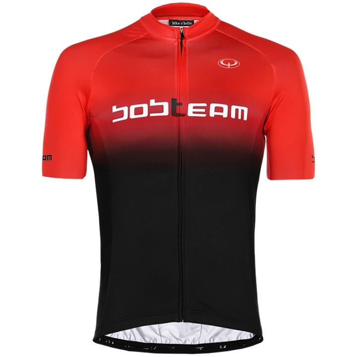 Wielrenshirt, BOBTEAM Shirt met korte mouwen Primo fietsshirt met korte mouwen,