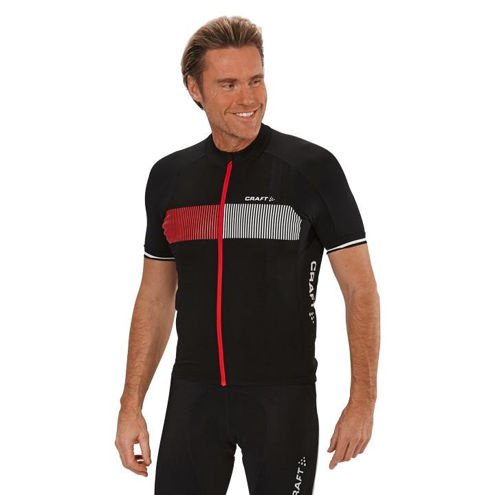 CRAFT Shirt met korte mouwen Verve Glow fietsshirt met korte mouwen, voor heren,