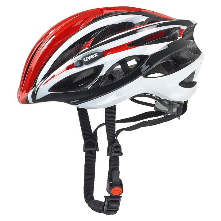 UVEX raceRace 1 fietshelm, Unisex (dames / heren), Maat M, Fietshelm, Fietsacces