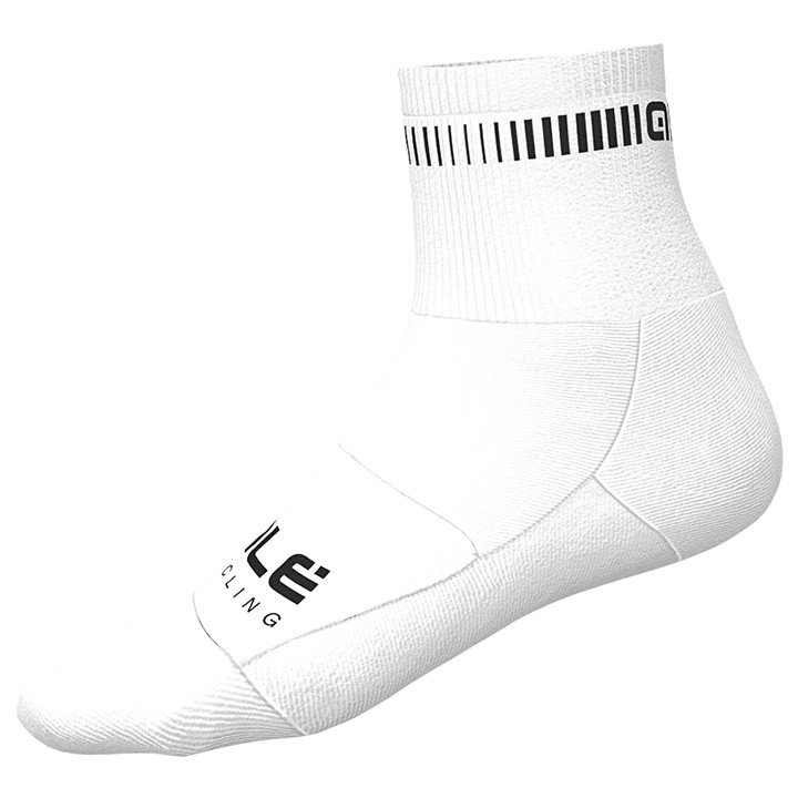 ALÉ Fietssokken Logo Q-Skin fietssokken, voor heren, Maat L, Wielerkleding