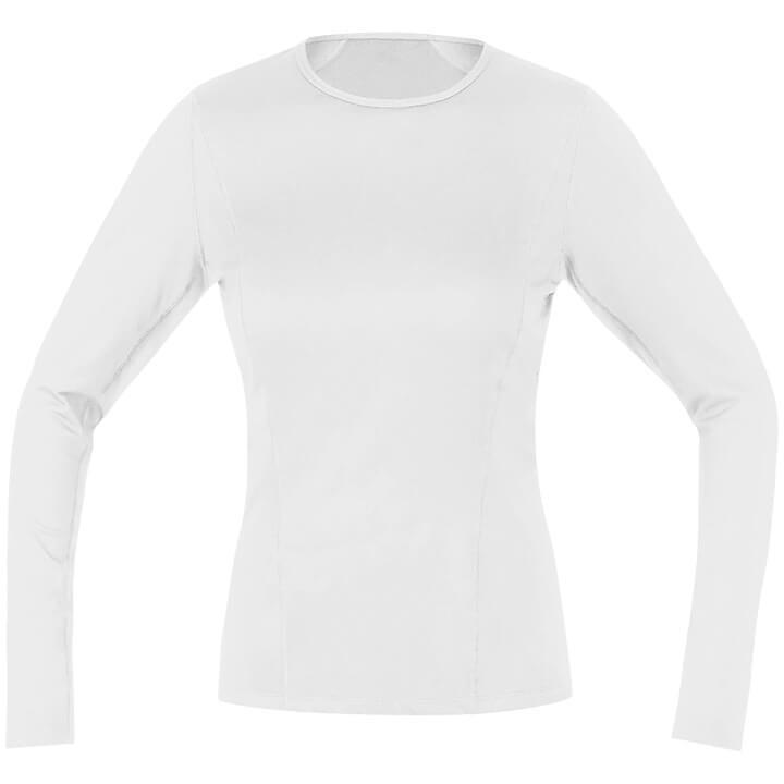 GORE M thermo dames onderhemd met lange mouwen, Maat 36, Onderhemd, Fietskledij