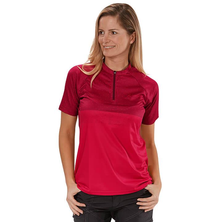 VAUDE dames Ligure bikeshirt, Maat 38, Wielrenshirt,