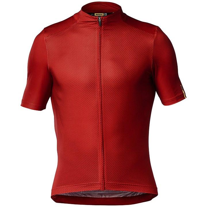 MAVIC Shirt met korte mouwen Cosmic Pro Graphic fietsshirt met korte mouwen, voo