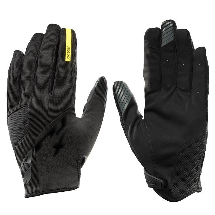 MAVIC langevingerCrossmax Pro zwart handschoenen, voor heren, Maat 2XL, Fietshan