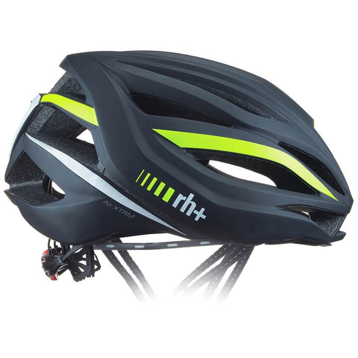 rh+ RaceAir XTRM fietshelm, Unisex (dames / heren), Maat M, Fietshelm, Fietsacce