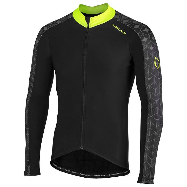 NALINI Shirt met lange mouwen W fietsshirt met lange mouwen, voor heren, Maat XL