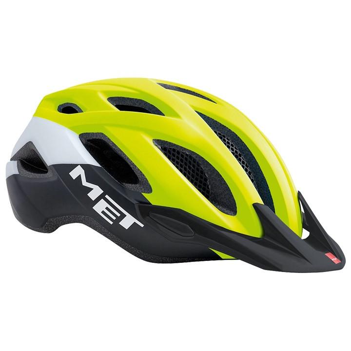 MET Fietshelm Crossover 2020 MTB-Helm, Unisex (dames / heren)