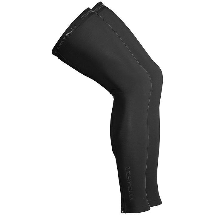 CASTELLI Beenstukken Thermoflex 2 beenstukken, voor heren, Maat M, Beenwarmer, F