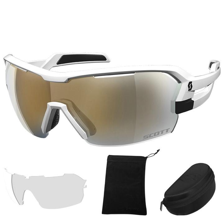 SCOTT brillenset Spur 2020 bril, Unisex (dames / heren), Sportbril, Fietsaccesso